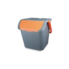 Malpie - 28 liter - oranje