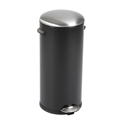 Eko Belle Deluxe Step - 30 liter - Zwart