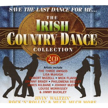 THE IRISH COUNTRY DANCE COLLECTION - VARIOUS ARTISTS (2 CD Set)