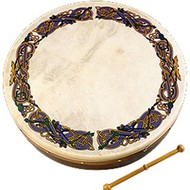 "Waltons 12"" Animal Bodhran"