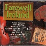 FAREWELL TO IRELAND - VARIOUS ARTISTS (4 CD SET)...