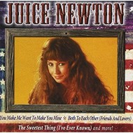 JUICE NEWTON - ALL AMERICAN COUNTRY (CD)