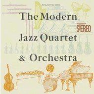 THE MODERN JAZZ QUARTET & ORCHESTRA (Japanese Import CD)