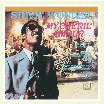 STEVIE WONDER - MY CHERIE AMOUR (Japanese Import CD)