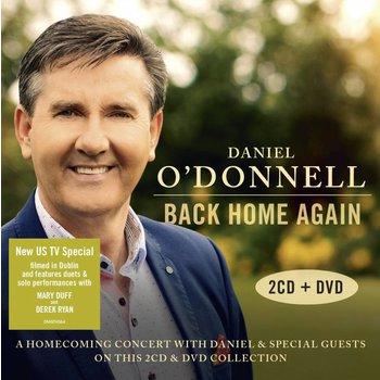 DANIEL O'DONNELL - BACK HOME AGAIN (2 CD / 1 DVD Set)