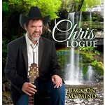 CHRIS LOGUE - BACK ON MY MIND (CD).