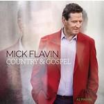 MICK FLAVIN - COUNTRY & GOSPEL (CD)...