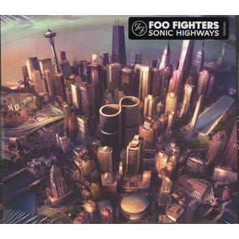 FOO FIGHTERS  - SONIC HIGHWAYS (CD)