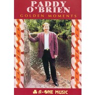 PADDY O'BRIEN - GOLDEN MOMENTS (DVD)