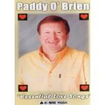 PADDY O'BRIEN - ESSENTIAL LOVE SONGS (DVD)