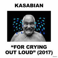 KASABIAN - FOR CRYING OUT LOUD (CD).