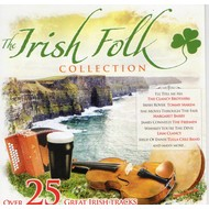 THE IRISH FOLK COLLECTION - VARIOUS ARTISTS