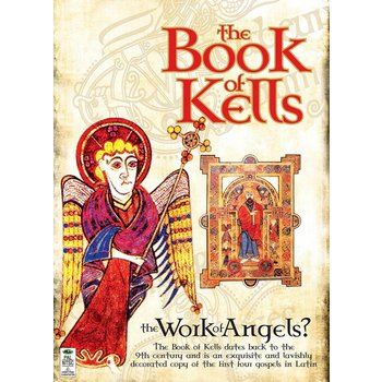THE BOOK OF KELLS  - THE WORK OF ANGELS? (DVD)