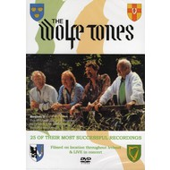 WOLFE TONES - 25 OF THEIR MOST SUCCESSFUL RECORDINGS (DVD)