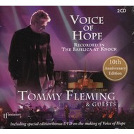 TOMMY FLEMING - VOICE OF HOPE (CD)....