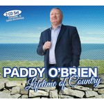 PADDY O'BRIEN - LIFETIME OF COUNTRY (2 CD Set)...