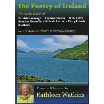 KATHLEEN WATKINS - POETRY OF IRELAND (DVD)