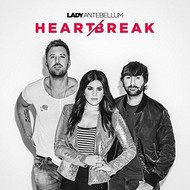 LADY ANTEBELLUM - HEARTBREAK (CD).
