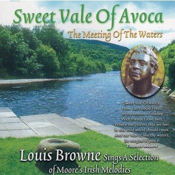 LOUIS BROWNE - SWEET VALE OF AVOCA (CD)