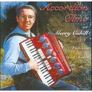 GERRY CAHILL - ACCORDION TIME (CD)...