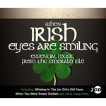 WHEN IRISH EYES ARE SMILING - VARIOUS ARTISTS (CD)...
