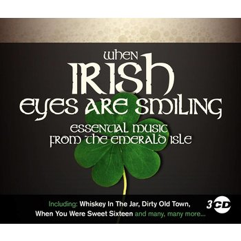 WHEN IRISH EYES ARE SMILING - VARIOUS ARTISTS (CD)