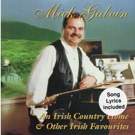 MICK GALVIN - AN IRISH COUNTRY HOME (CD)...