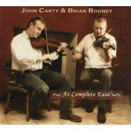 JOHN CARTY & BRIAN ROONEY - AT COMPLETE EASE (CD)