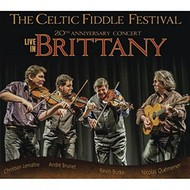 THE CELTIC FIDDLE FESTIVAL LIVE IN BRITTANY (CD)