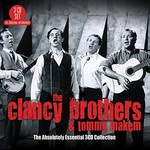 THE CLANCY BROTHERS AND TOMMY MAKEM - THE ABSOLUTELY ESSENTIAL 3 CD COLLECTION (CD)...