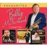 BILLY MCFARLAND - FAVOURITES (3 CD SET).