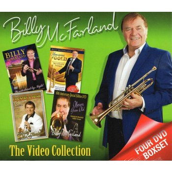 BILLY MCFARLAND - THE VIDEO COLLECTION PART ONE (DVD)