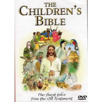 THE CHILDREN'S BIBLE - THE FINEST TALES FROM THE OLD TESTAMENT (DVD)