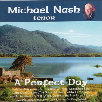 MICHAEL NASH - A PERFECT DAY (CD)