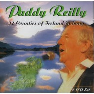 PADDY REILLY - 32 COUNTIES OF IRELAND (2 CD SET)...