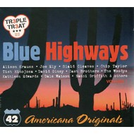 VARIOUS ARTISTS - BLUE HIGHWAY (CD)