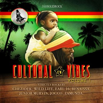VARIOUS ARTISTS - CULTURAL VIBES VOLUME 1 (CD)