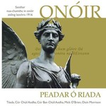 PEADAR O'RIADA - ONÓIR (CD)...