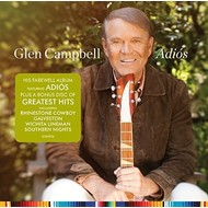 GLEN CAMPBELL - ADIOS (CD).