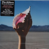 THE KILLERS - WONDERFUL WONDERFUL (CD).