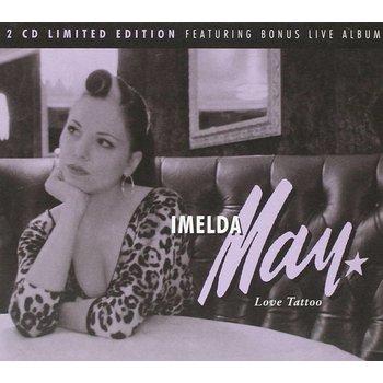 IMELDA MAY - LOVE TATTOO LIMITED EDITION (CD)
