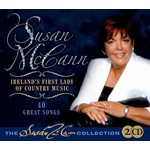 SUSAN MCCANN  - IRELAND'S FIRST LADY OF COUNTRY MUSIC (CD).