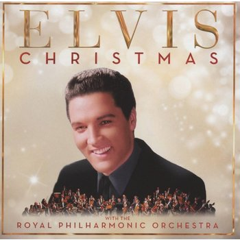 ELVIS PRESLEY - CHRISTMAS WITH ELVIS AND THE ROYAL PHILHARMONIC ORCHESTRA (CD)