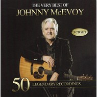 JOHNNY MCEVOY - THE VERY BEST OF JOHNNY MCEVOY (CD)...