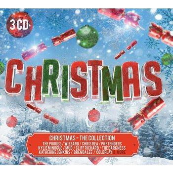 CHRISTMAS THE COLLECTION (CD)