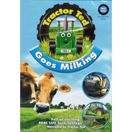 TRACTOR TED  - GOES MILKING (DVD)...