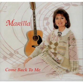 MARILLA NESS - COME BACK TO ME (CD)