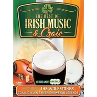 THE BEST OF IRISH MUSIC & CRAIC (3 DVD SET)