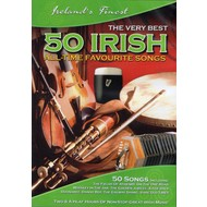 50 IRISH ALL-TIME FAVOURITE SONGS (DVD)...