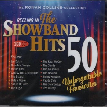 THE RONAN COLLINS COLLECTION -REELIN IN THE SHOWBAND HITS - VARIOUS ARTISTS (2 CD Set)